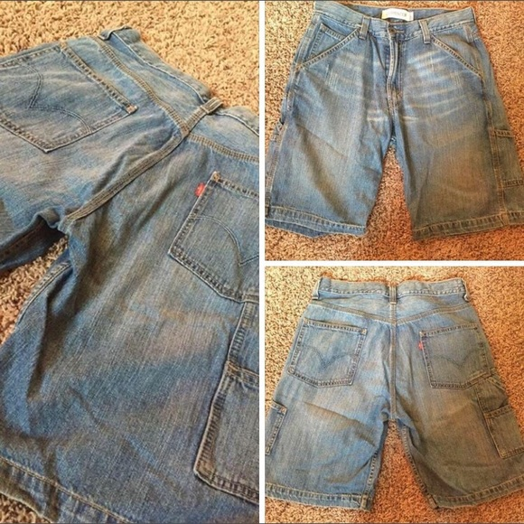 Men's Levi's Carpenter Shorts -NWOT